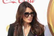 Lisa Vanderpump is seen attending Gold Meets Golden: The 5th Anniversary Refreshed by Coca-Cola, Globes Weekend Gets Sporty with Nicole Kidman and Athletic Royalty in Los Angeles, California.
