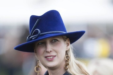 Gabriella Windsor The Hennessy Gold Cup