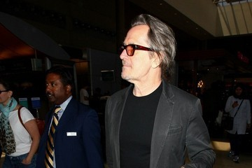 Gary Oldman Gary Oldman Is Seen at LAX