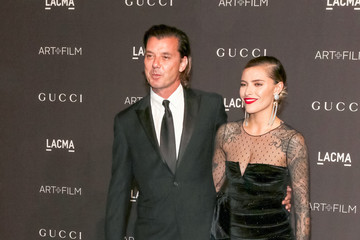 Gavin Rossdale 2018 LACMA Art Film Gala Honoring Catherine Opie And Guillermo Del Toro Presented By Gucci