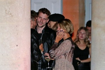 George Barret Pixie Geldof at the Kasabian After Party