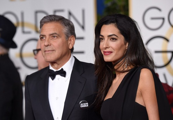George Clooney at the Golden Globes January 2015 - Page 6 George+Clooney+Arrivals+Golden+Globe+Awards+FQm_l5qj8A7l