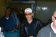 George Clooney Is Seen at LAX