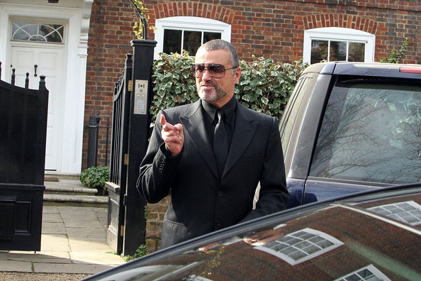 george michael leaves home 2 in this photo george michael george