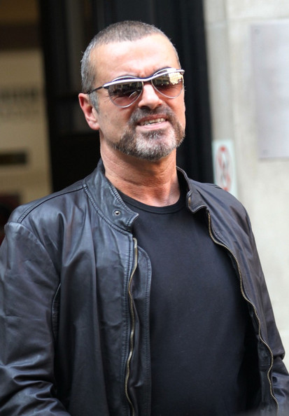 George Michael at BBC Radio Two