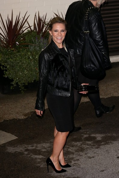 Georgie Thompson Leaves Fountain Studios