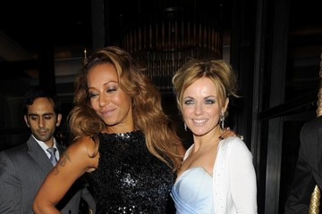 Geri Halliwell Celebs at the Viva Forever After Party
