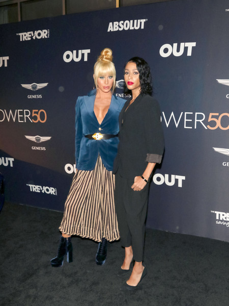 OUT Magazine's Annual Power 50 Celebration