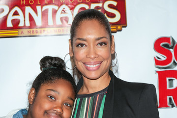 Gina Torres Los Angeles Premiere Of 'School Of Rock' The Musical