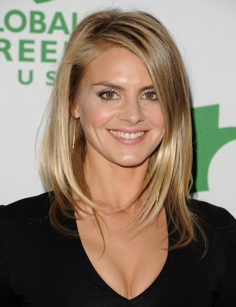 Eliza Coupe Photos Photos Global Green Usa Pre Oscar