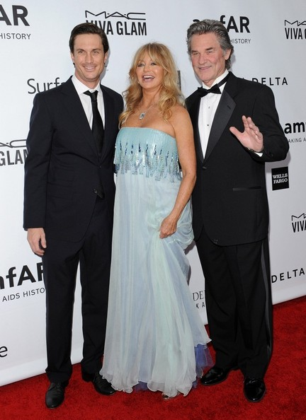 Arrivals at the amfAR Inspiration Gala