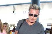 Gordon Ramsay at LAX