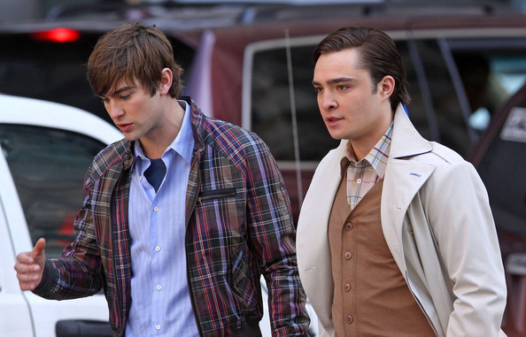 chace crawford and ed westwick. Ed Westwick Chace Crawford and
