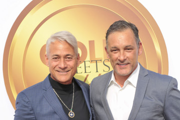 Greg Louganis GOLD MEETS GOLDEN: The 5th Anniversary Refreshed by Coca-Cola, Globes Weekend Gets Sporty with Athletic Royalty