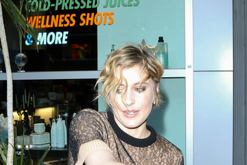 Greta Gerwig Celebrity Sightings at ArcLight Theatre