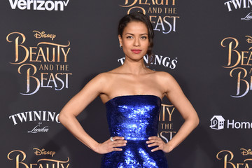 Gugu Mbatha-Raw 'Beauty and the Beast' World Premiere