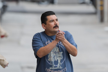 Guillermo Rodriguez Guillermo Rodriguez Seen at 'Jimmy Kimmel Live'