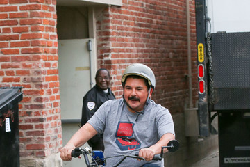 Guillermo Rodriguez Guillermo Rodriguez At 'Jimmy Kimmel Live'