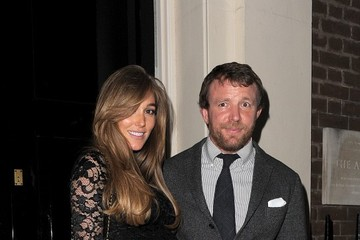 Guy Ritchie Victoria Beckham Celebrates Her Birthday
