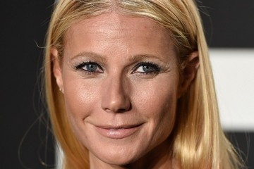 Gwyneth Paltrow Celebs at the Tom Ford 2015 Womenswear Presentation
