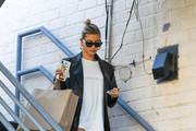 Hailey Baldwin Seen In Los Angeles