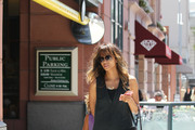 Halle Berry Goes Shopping