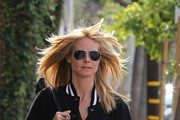 Heidi Klum Out and About with Her Mom in LA