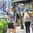 Heidi Montag Heidi Montag And Her Family Step Out In Beverly Hills