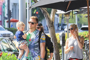 Spencer Pratt and Gunner Pratt Photos Photo