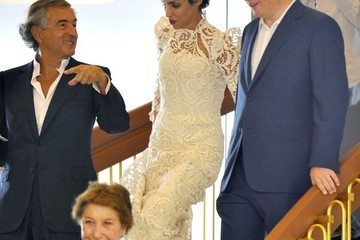 Henri Seydoux Celebs at Farida Khelfa's Wedding
