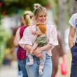 Hilary Duff Hilary Duff And Matthew Koma Spend Time Together In L.A.