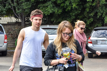 Hilary Duff Hilary Duff out and about..