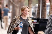 Hilary Duff and Luca seen in Los Angeles.