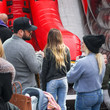Hilary Duff and Mike Comrie Photos