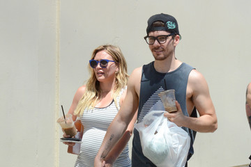 Hilary Duff Hilary Duff and Matthew Koma out and about..