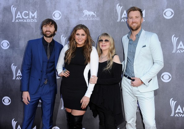 Arrivals at the Academy of Country Music Awards