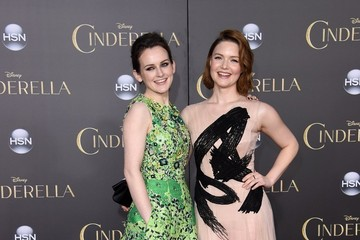 Holliday Grainger 'Cinderella' Premieres in Hollywood