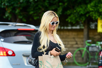 Holly Madison Holly Madison Seen In Los Angeles