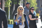 Holly Madison In L.A.