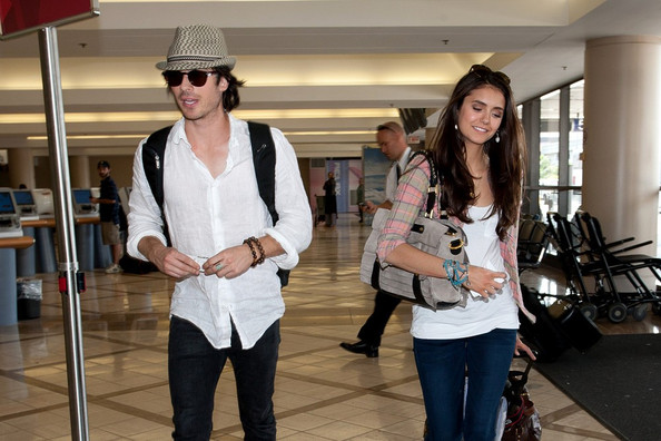 Ian somerhalder dating history zimbio