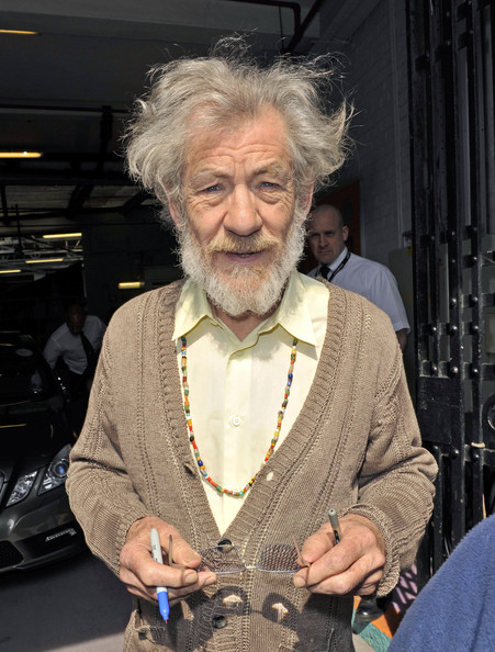 Ian Mckellen - Picture Actress