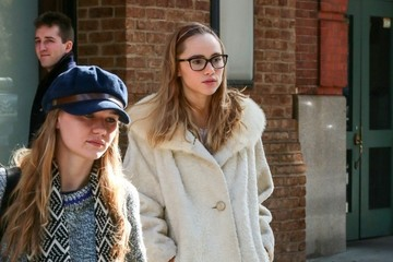 Immy Waterhouse Suki and Immy Waterhouse Spend the Day Together