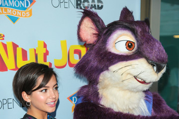 Isabela Moner Premiere of Open Road Films' 'The Nut Job 2: Nutty By Nature'