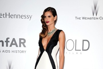 Izabel Goulart AmfAR Cinema Against AIDS Gala Arrivals