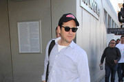 JJ Abrams Is Seen at LAX