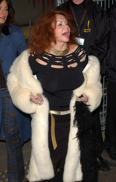 Jackie Stallone - Jackie Stallone leaves Big Brother