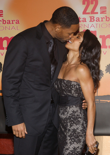 Jada Pinkett Smith Photos Photos - Valentine Kisses 2008 ...