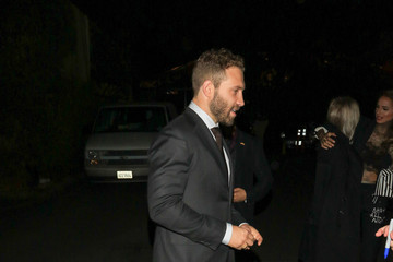 Jai Courtney Jai Courtney Outside the 'I, Tonya' Premiere at Egyptian Theatre