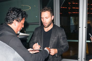 Jai Courtney is seen in Los Angeles, California on March 7, 2019.