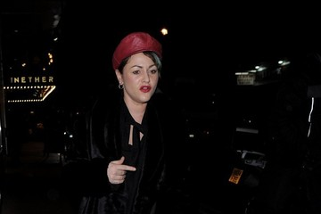 Jaime Winstone Celebs Come Out for Kiehl's VIP Dinner